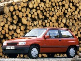 Fotos de Opel Corsa A 3 puertas 1990