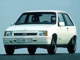 Ver foto 5 de Opel Corsa A GSi 1988