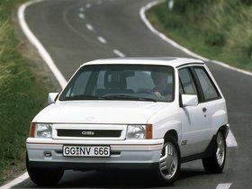 Ver foto 4 de Opel Corsa A GSi 1988