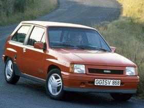 Fotos de Opel Corsa A GSi 1988