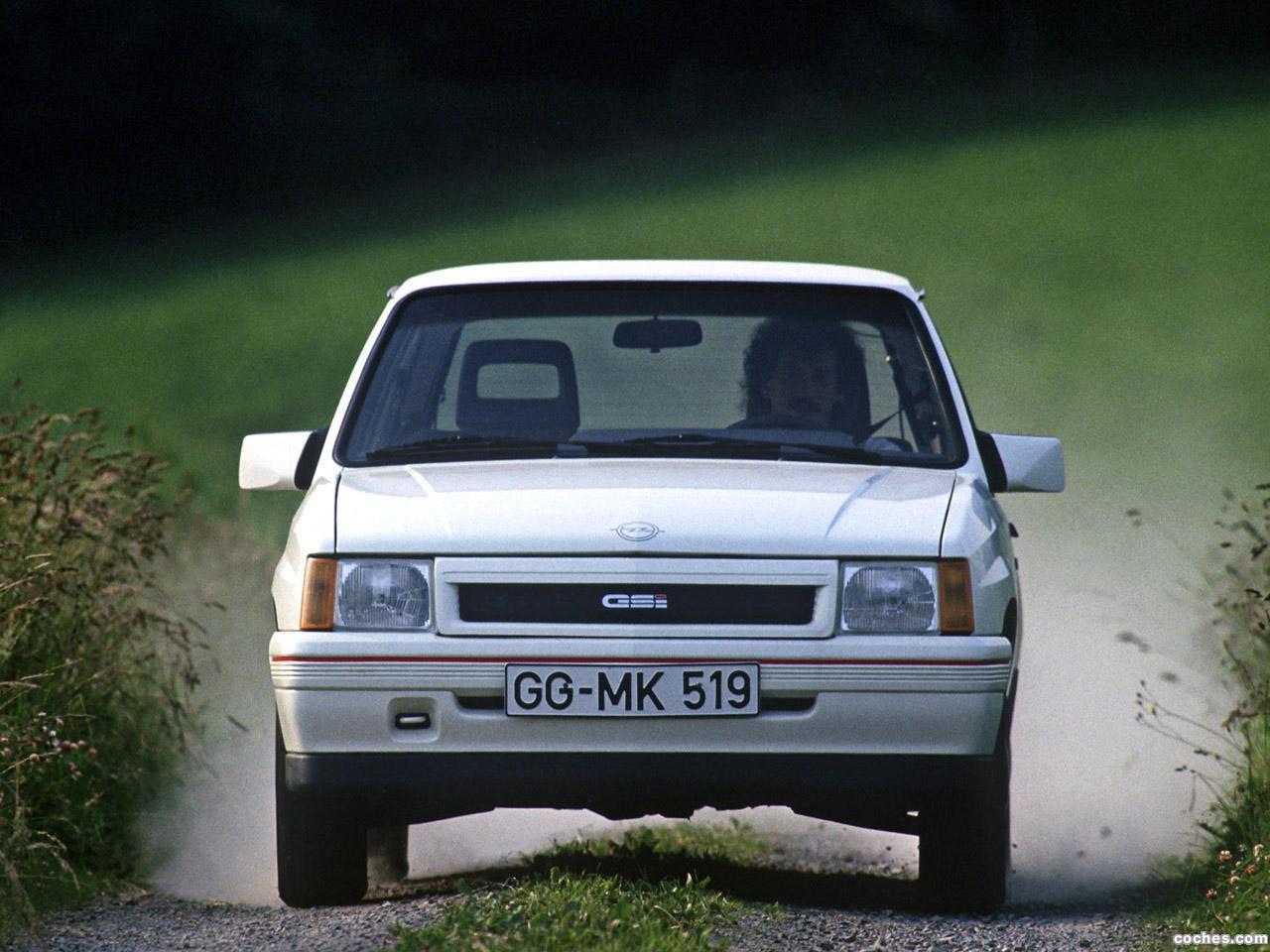 Foto 1 de Opel Corsa A GSi 1988
