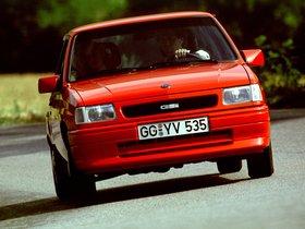 Ver foto 2 de Opel Corsa A GSi 1990