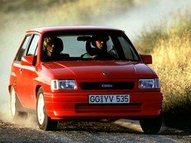 Fotos de Opel Corsa A GSi 1990