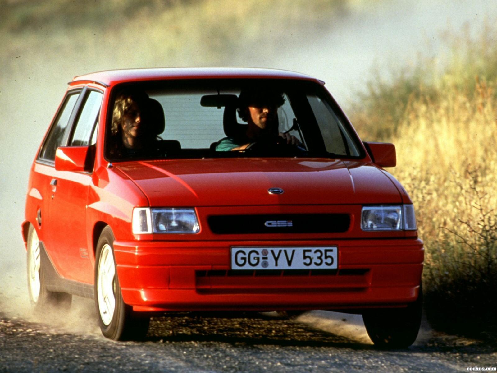 Foto 0 de Opel Corsa A GSi 1990
