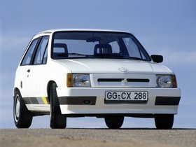 Fotos de Opel Corsa A Sprint C 1985