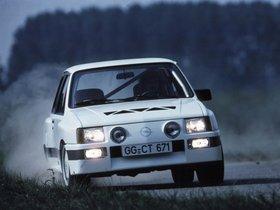 Fotos de Opel Corsa A Sprint Gr. B Prototype 1983