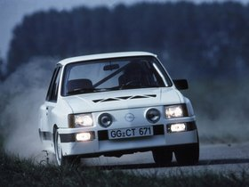 Ver foto 1 de Opel Corsa A Sprint Gr. B Prototype 1983