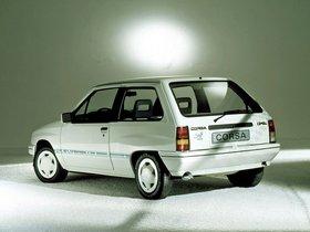 Ver foto 4 de Opel Corsa A Steffi Graf Special 1986