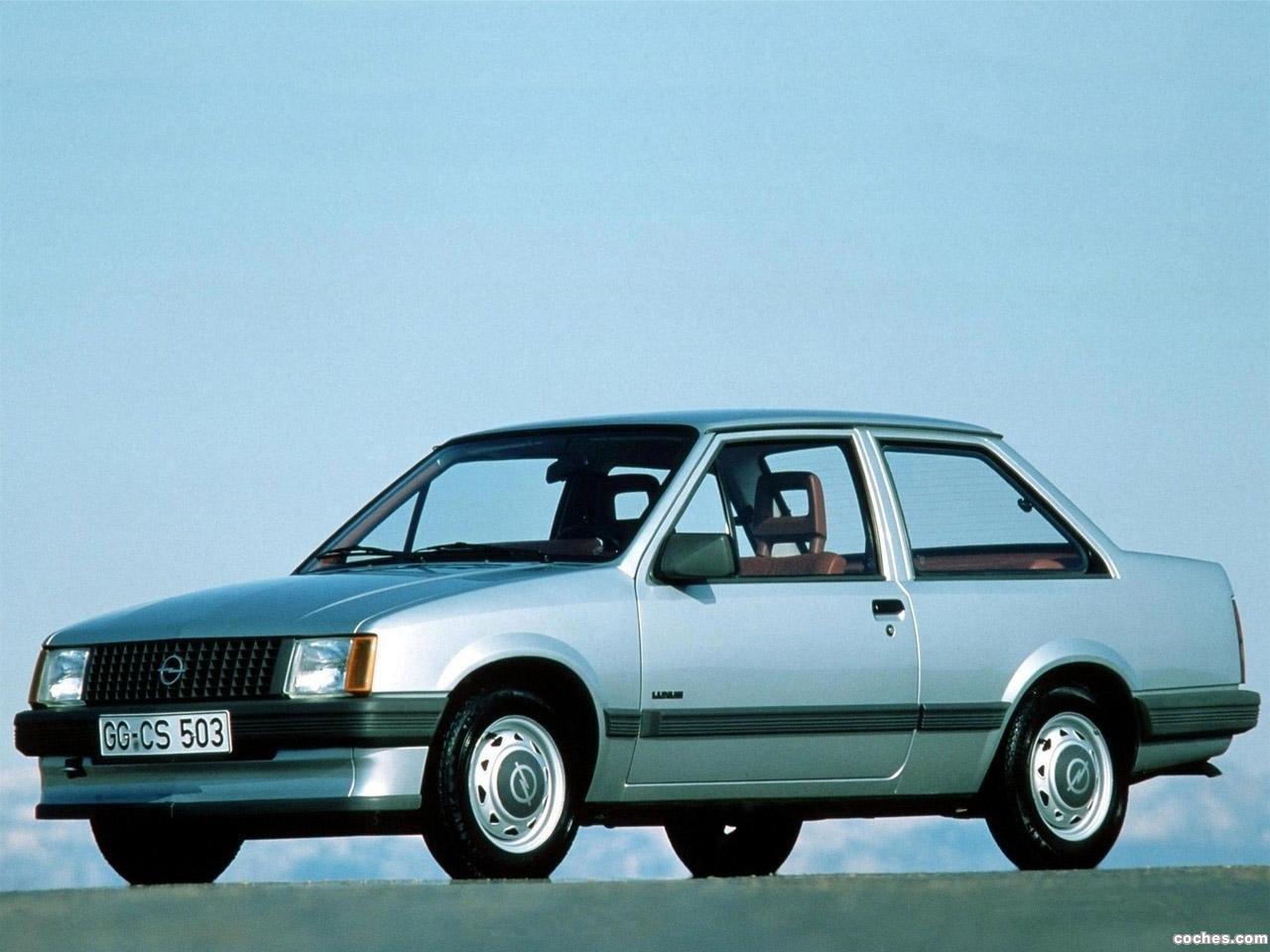 Foto 0 de Opel Corsa A TR 2 puertas 1983