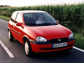 Ver foto 7 de Opel Corsa B 1993