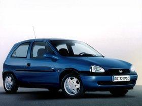 Ver foto 5 de Opel Corsa B 1993
