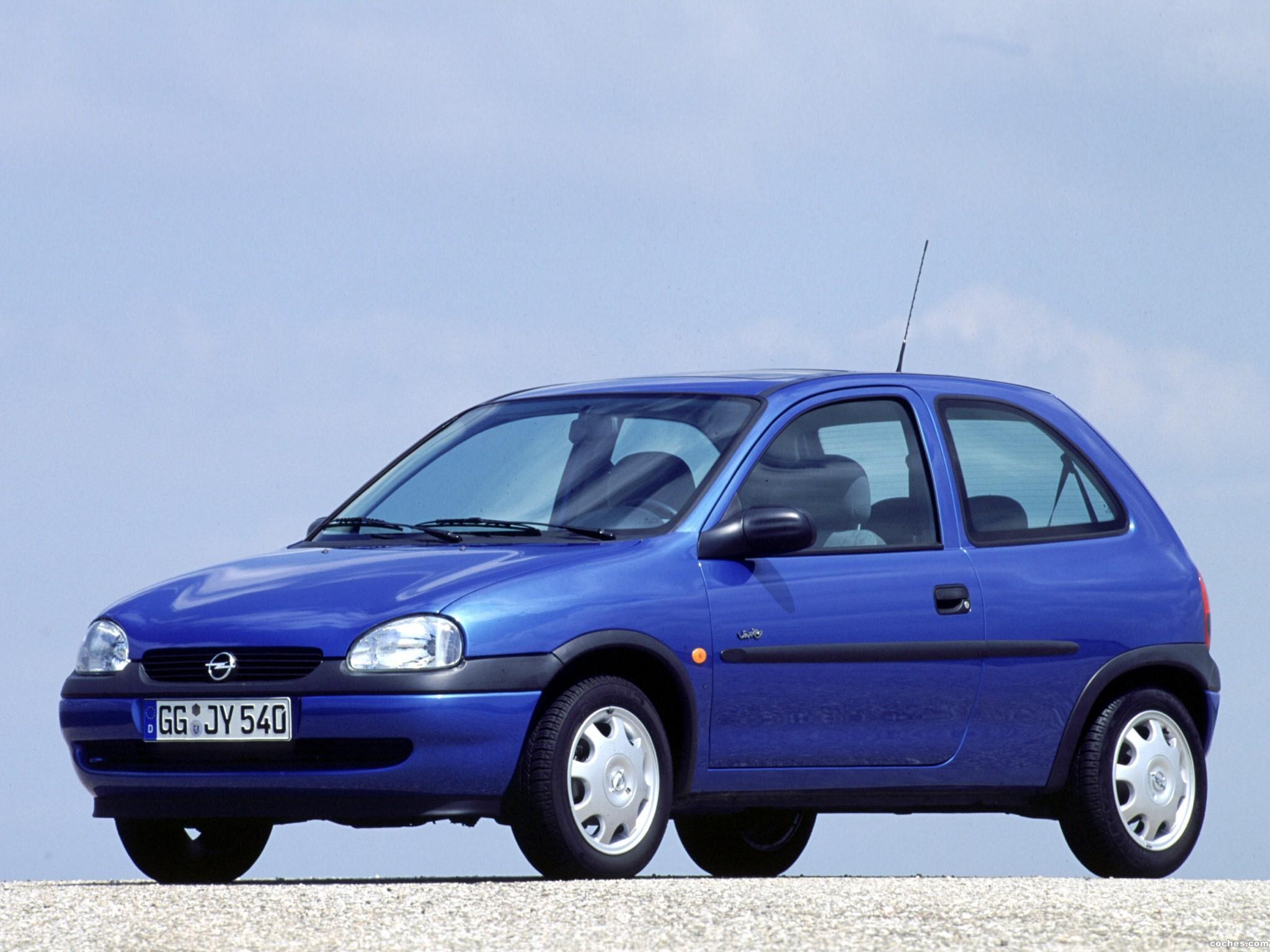Foto 0 de Opel Corsa B 1993