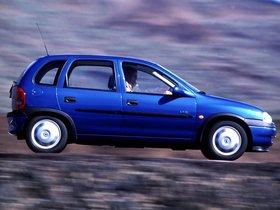 Ver foto 3 de Opel Corsa B 5 puertas 1993