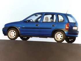 Ver foto 2 de Opel Corsa B 5 puertas 1993