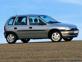 Fotos de Opel Corsa B 5 puertas 1993