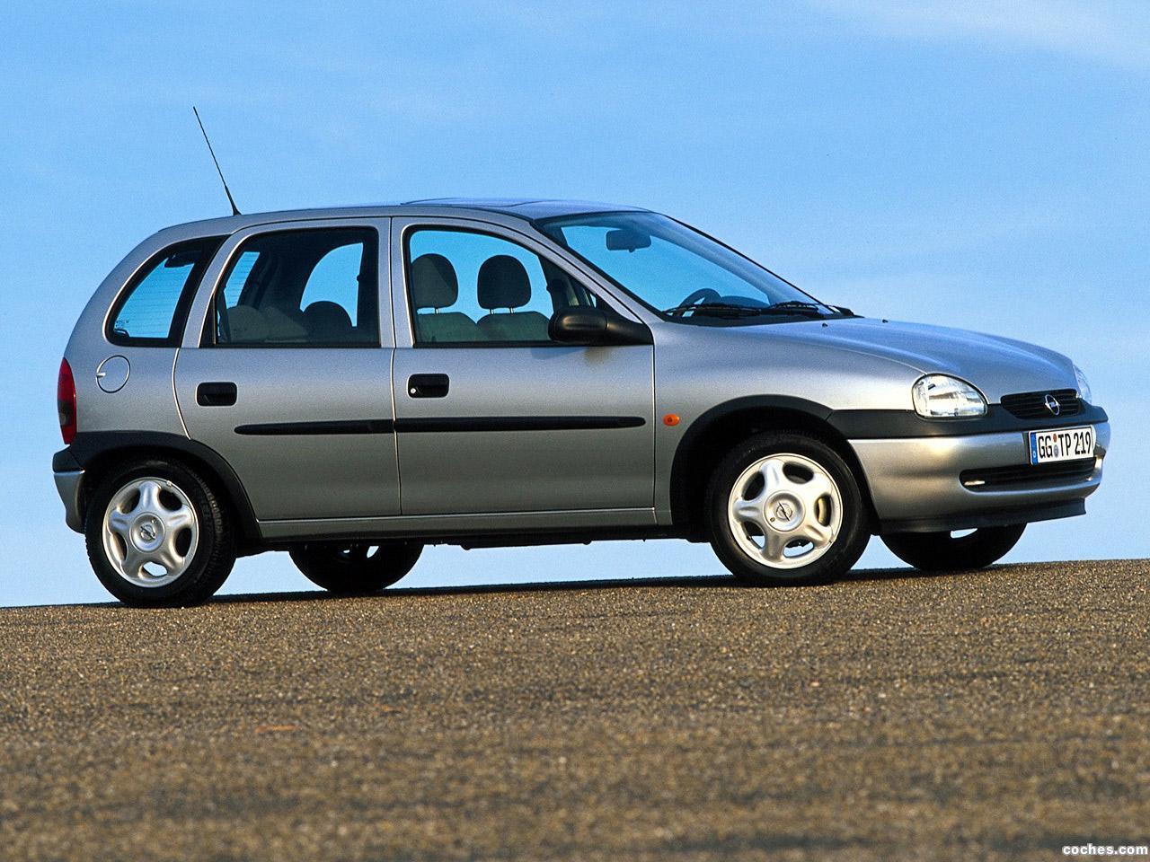 Foto 0 de Opel Corsa B 5 puertas 1993