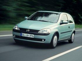 Ver foto 13 de Opel Corsa C 3 puertas 2000