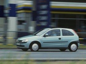 Ver foto 12 de Opel Corsa C 3 puertas 2000
