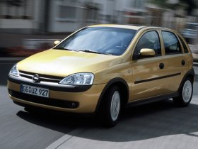 Ver foto 10 de Opel Corsa C 3 puertas 2000