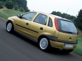 Ver foto 9 de Opel Corsa C 3 puertas 2000