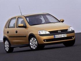Ver foto 7 de Opel Corsa C 3 puertas 2000
