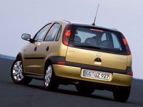 Ver foto 6 de Opel Corsa C 3 puertas 2000