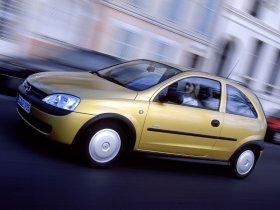 Ver foto 4 de Opel Corsa C 3 puertas 2000