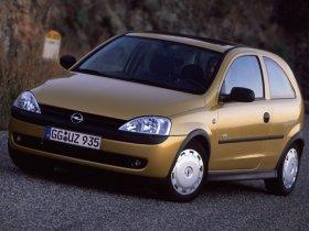 Fotos de Opel Corsa C 3 puertas 2000