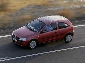 Ver foto 22 de Opel Corsa C 3 puertas 2000