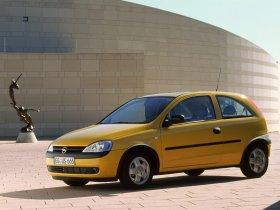 Ver foto 27 de Opel Corsa C 3 puertas 2000