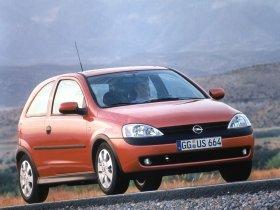 Ver foto 18 de Opel Corsa C 3 puertas 2000