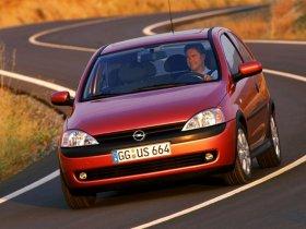 Ver foto 17 de Opel Corsa C 3 puertas 2000