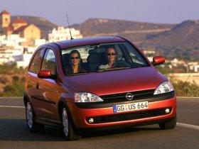 Ver foto 16 de Opel Corsa C 3 puertas 2000