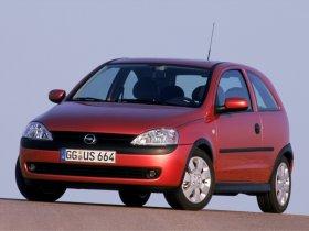 Ver foto 14 de Opel Corsa C 3 puertas 2000