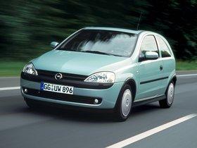 Ver foto 53 de Opel Corsa C 3 puertas 2000