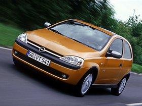 Ver foto 51 de Opel Corsa C 3 puertas 2000