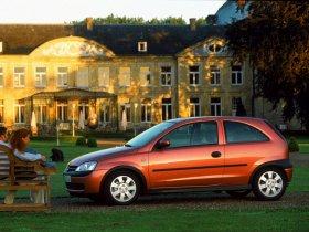 Ver foto 26 de Opel Corsa C 3 puertas 2000