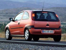Ver foto 48 de Opel Corsa C 3 puertas 2000