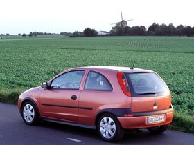 Ver foto 47 de Opel Corsa C 3 puertas 2000