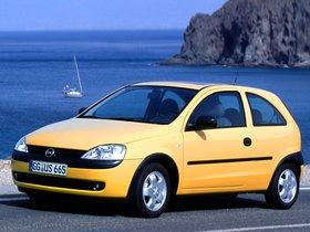 Ver foto 46 de Opel Corsa C 3 puertas 2000