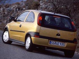 Ver foto 43 de Opel Corsa C 3 puertas 2000