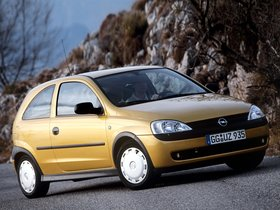 Ver foto 40 de Opel Corsa C 3 puertas 2000