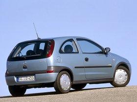 Ver foto 39 de Opel Corsa C 3 puertas 2000