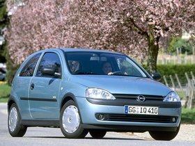 Ver foto 37 de Opel Corsa C 3 puertas 2000