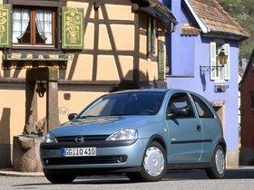 Ver foto 34 de Opel Corsa C 3 puertas 2000