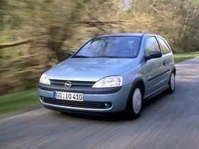 Ver foto 33 de Opel Corsa C 3 puertas 2000