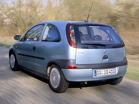 Ver foto 32 de Opel Corsa C 3 puertas 2000