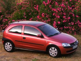 Ver foto 24 de Opel Corsa C 3 puertas 2000