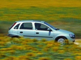 Ver foto 23 de Opel Corsa C 3 puertas 2000