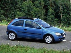 Ver foto 55 de Opel Corsa C 3 puertas 2000